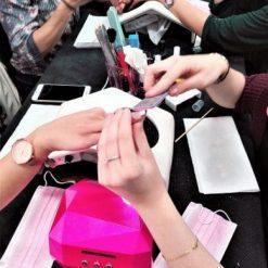 formación profesional en uñas