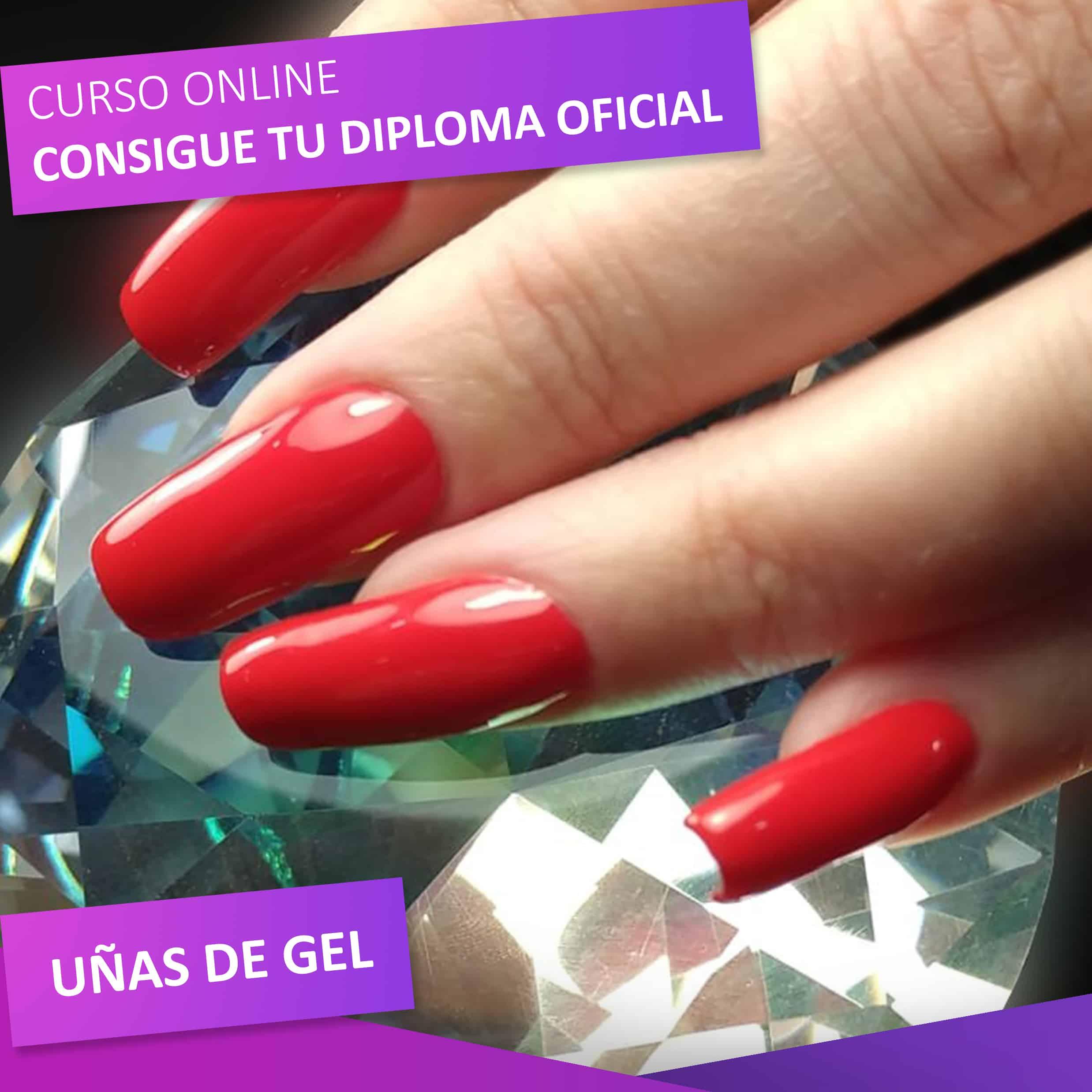 curso uñas de gel online