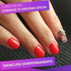curso de manicura semipermanente online