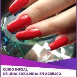 Curso de uñas acrílicas en Uñas y Estética